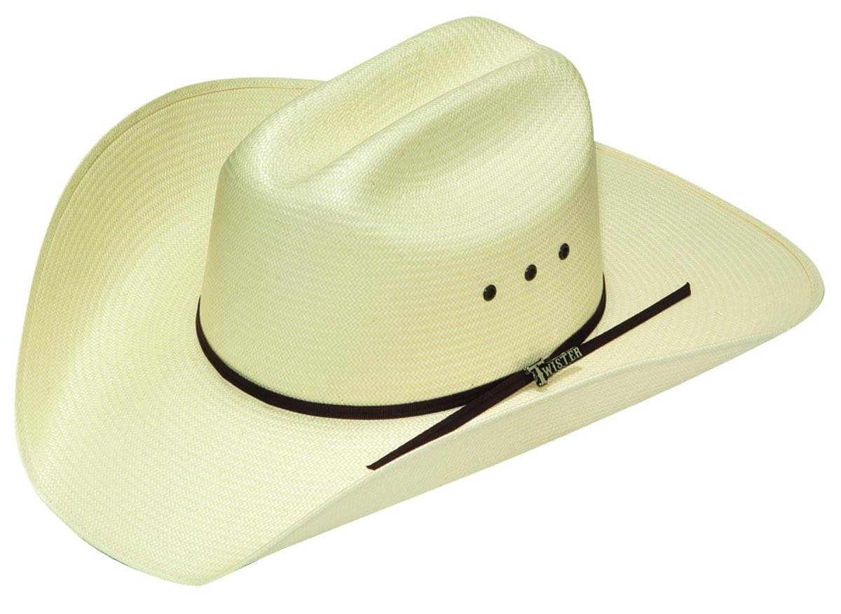Twister Adult Frontier Western Hat