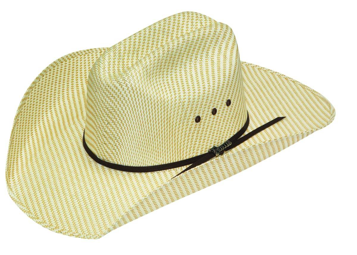Twister Men's Wild One Straw Cowboy Hat