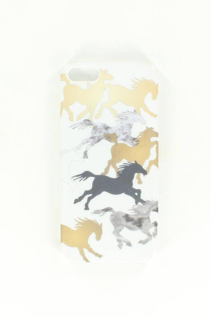 M&F Western Running Horse Iphone 5 Cover