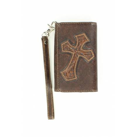 Blazin Roxx Diagonal Cross Iphone 4 Wallet
