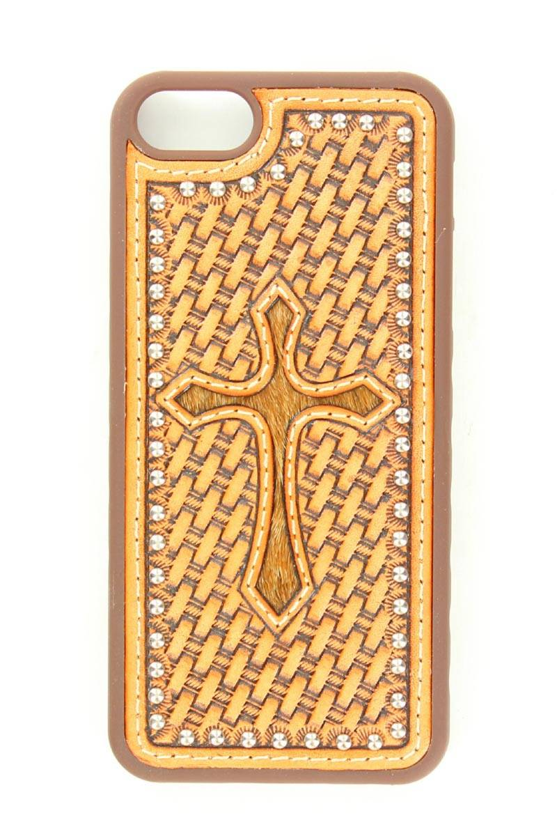 M&F Western Hair Cross Iphone 5 Cover