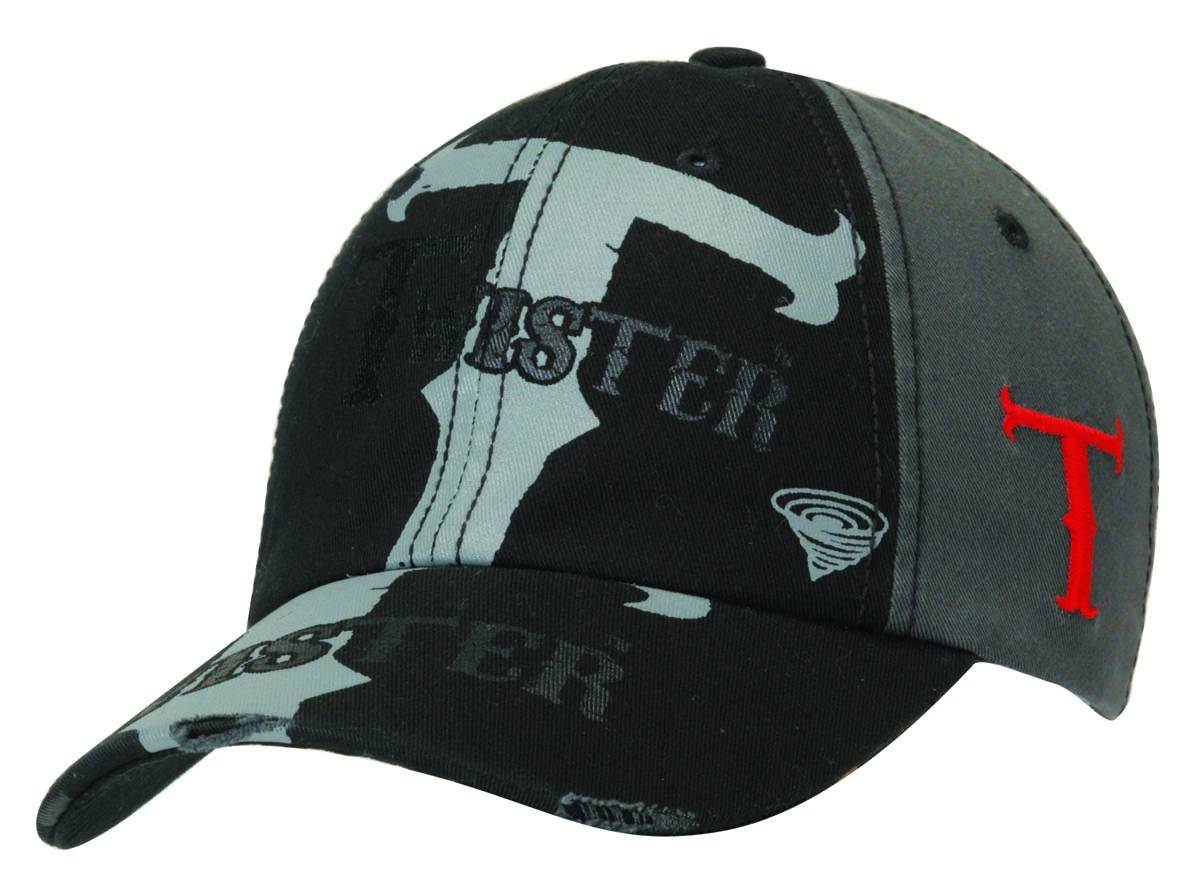 Twister Youth Logo Baseball Cap