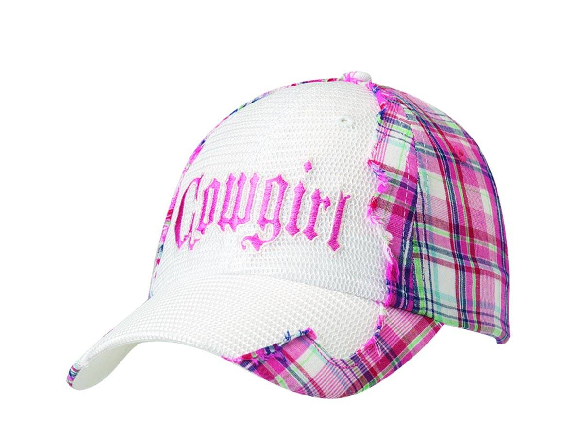 Blazin Roxx Youth Cowgirl Baseball Hat