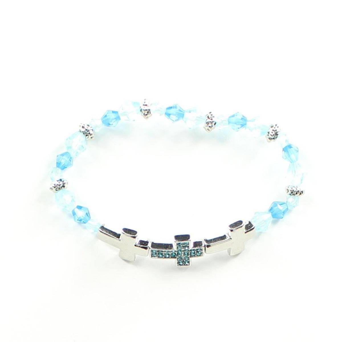 Blazin Roxx Kids Cross Bracelet