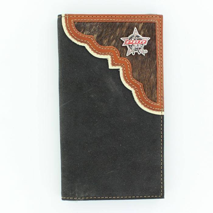 PBR Rodeo Hair Corner Overlay Wallet