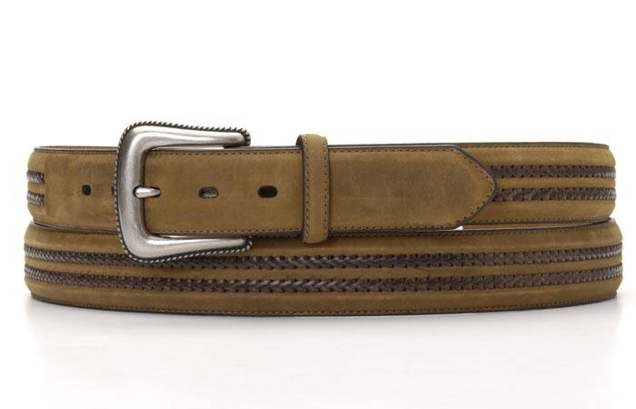 Nocona Double Laced Men's Belt