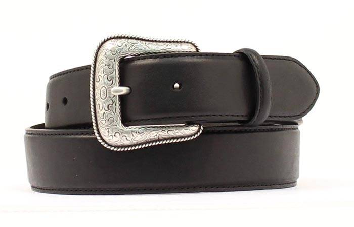 Nocona Mens Self Billet Plain Belt