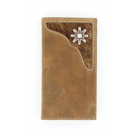 Nocona Youth Rodeo Hair/Rowel Corner Wallet