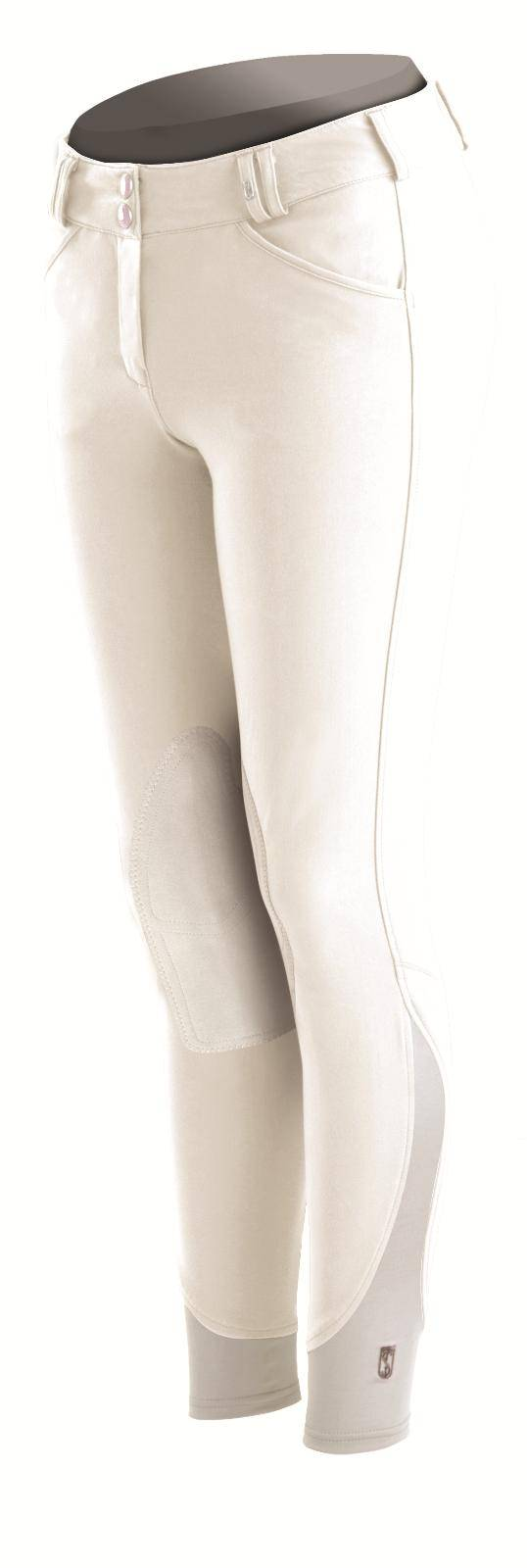 Tredstep Ireland 4th Symphony Ladies' Nero Knee Patch Breeches