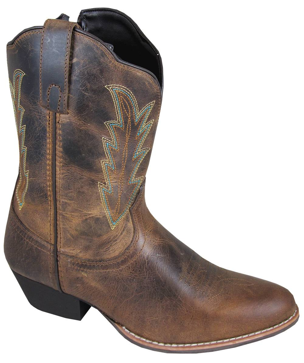 Smoky Mountain Womens AMANDA Round Toe Boot