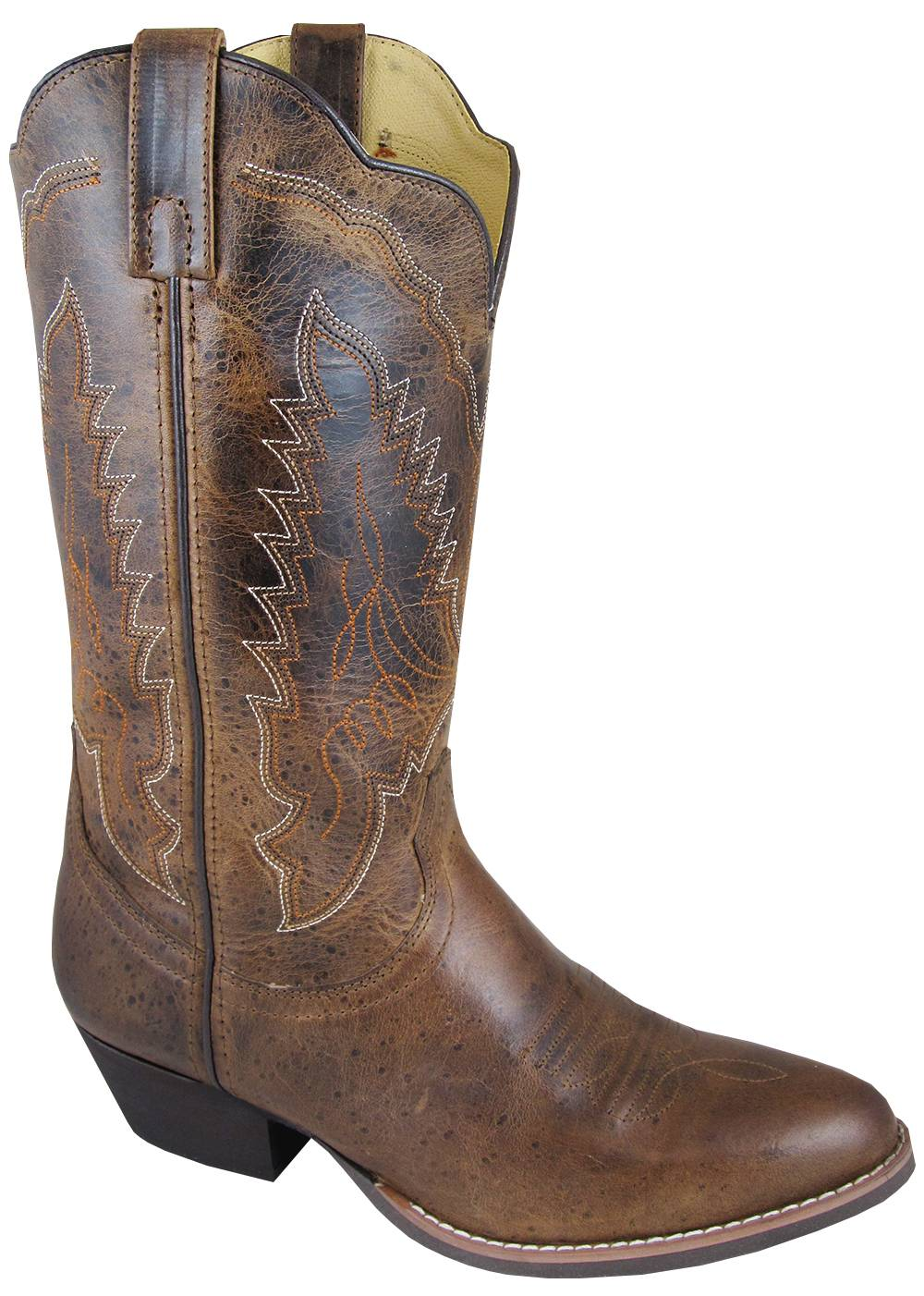 Smoky Mountain Womens AMELIA Round Toe Boot