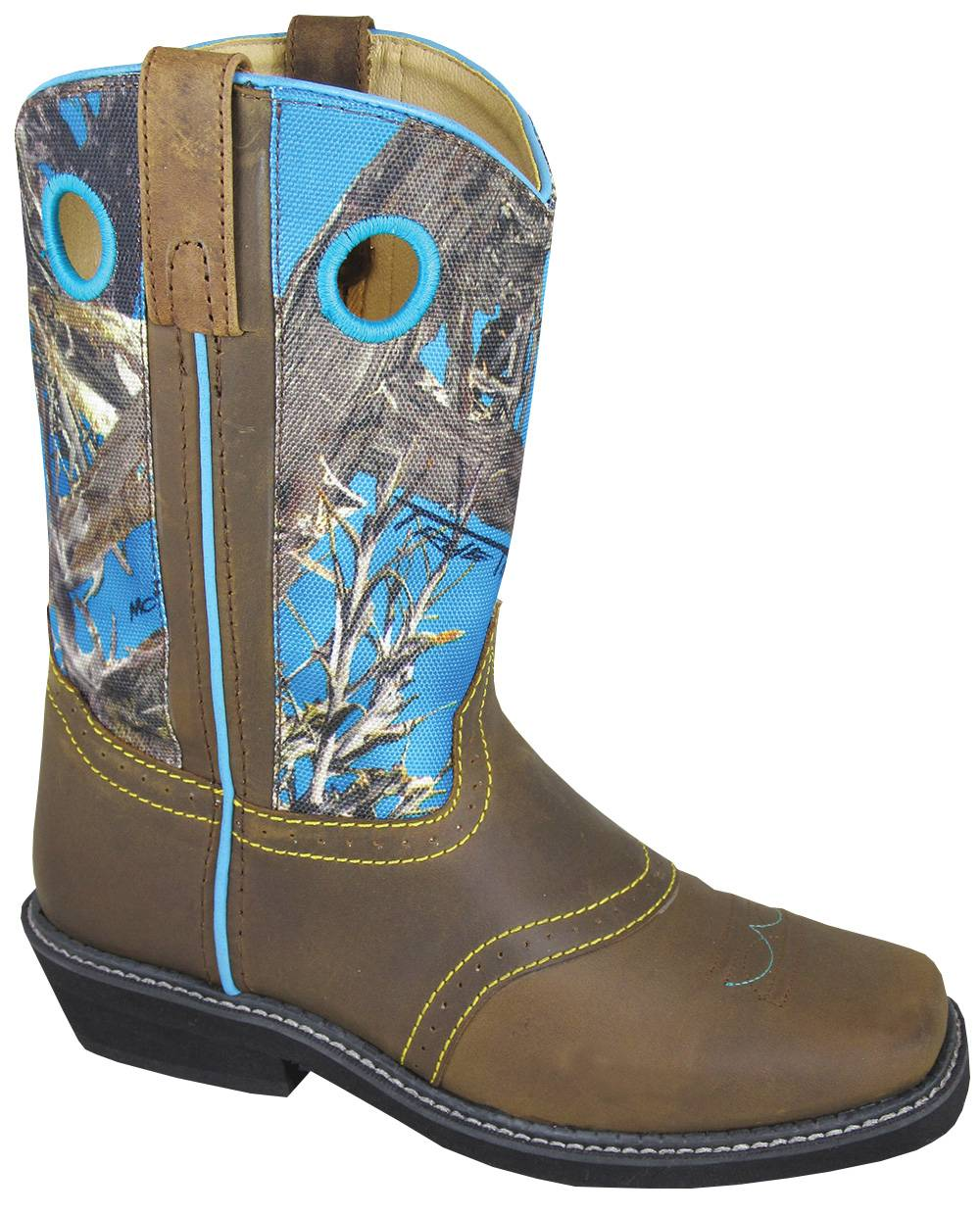 Smoky Mountain Women's CYPRESS Square Toe Boot