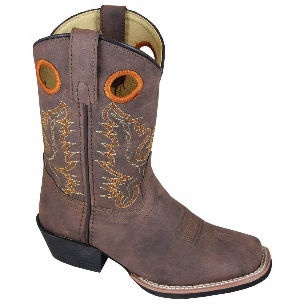 Smoky Mountain Kids MEMPHIS Square Toe Boot