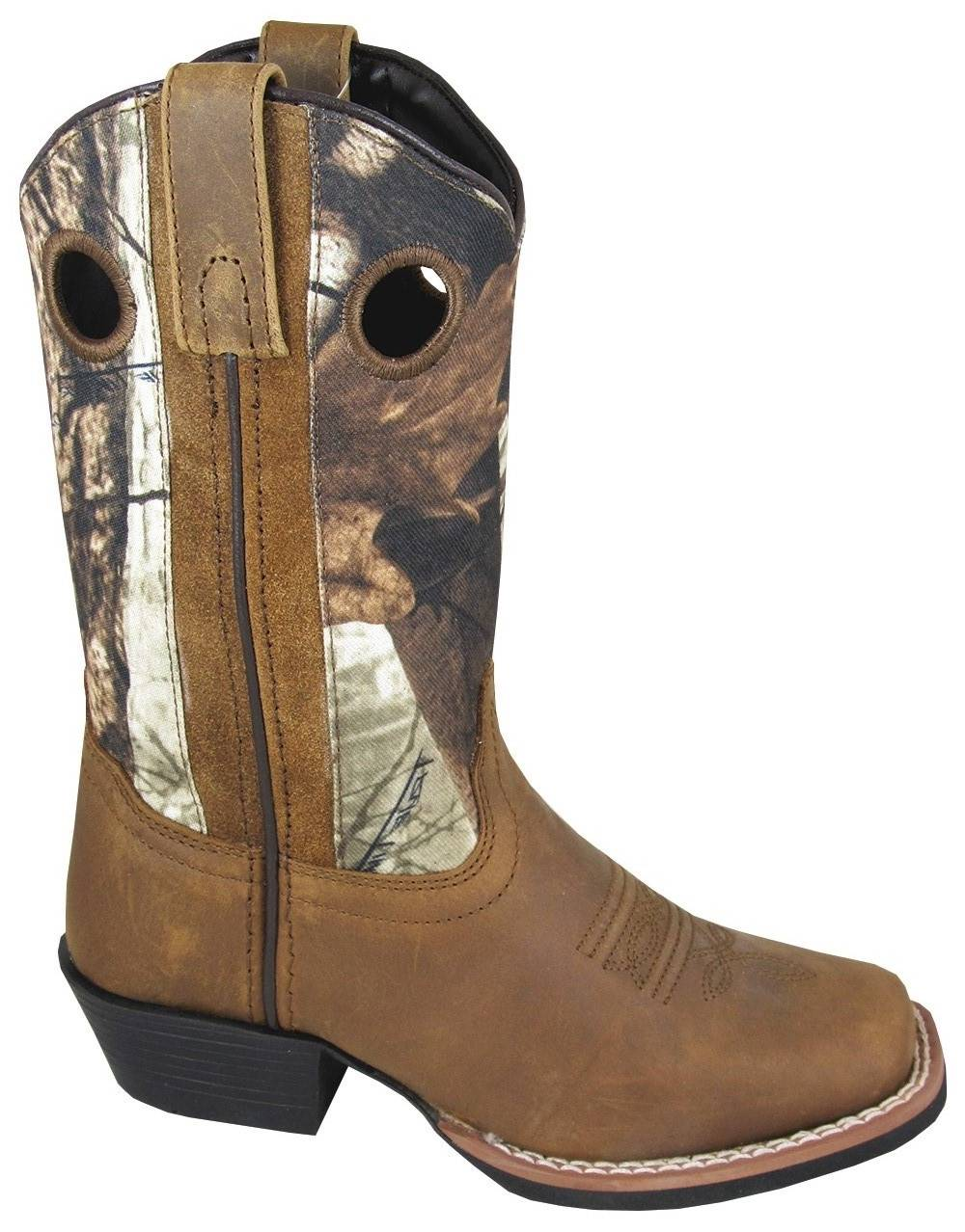 Smoky Mountain Kids MESA Square Toe Boot