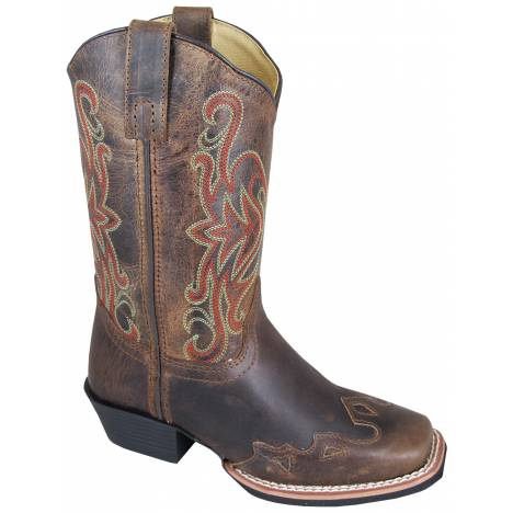 Smoky Mountain Kids RIALTO Square Toe Boot