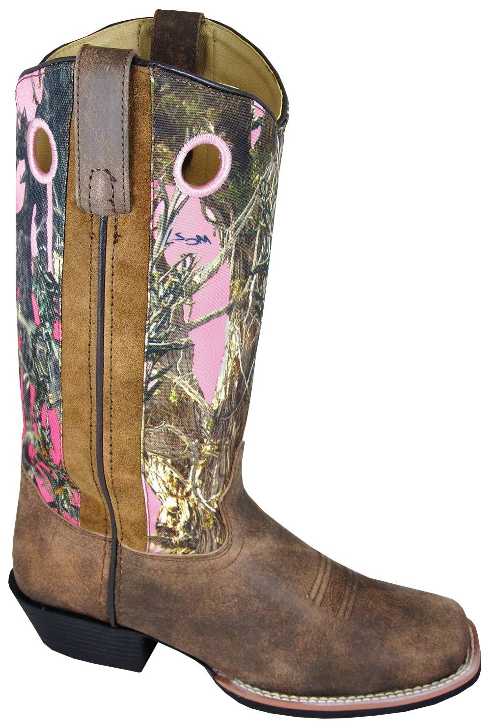 Smoky Mountain Womens TUPELO Square Toe