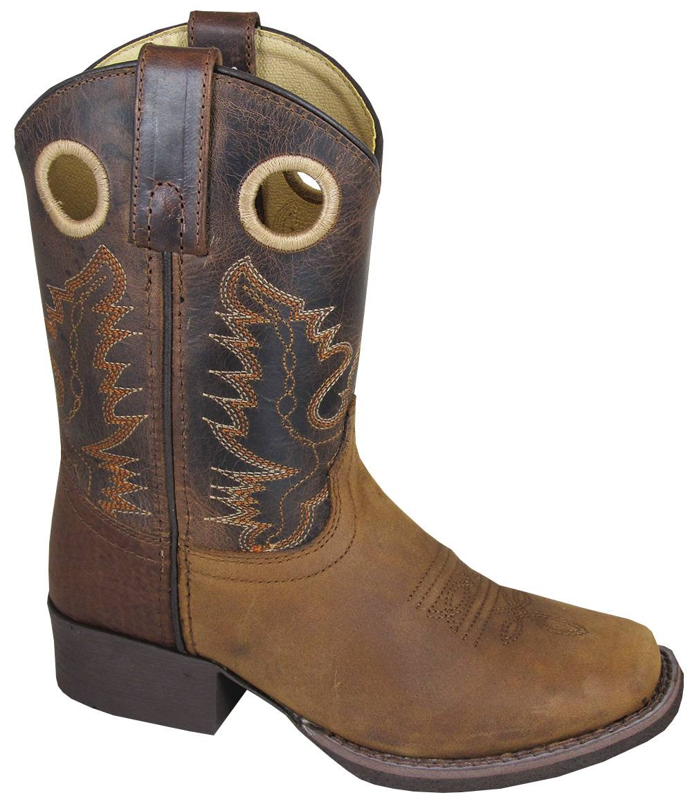 Smoky Mountain Youth MARSHALL Square Toe Boot