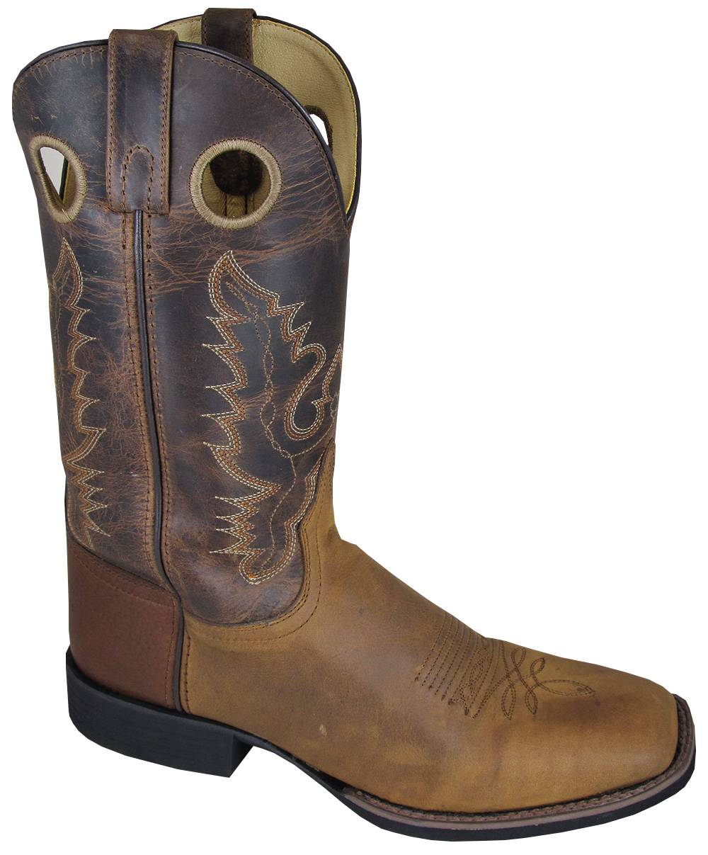 Smoky Mountain Men's MARSHALL Square Toe Boot