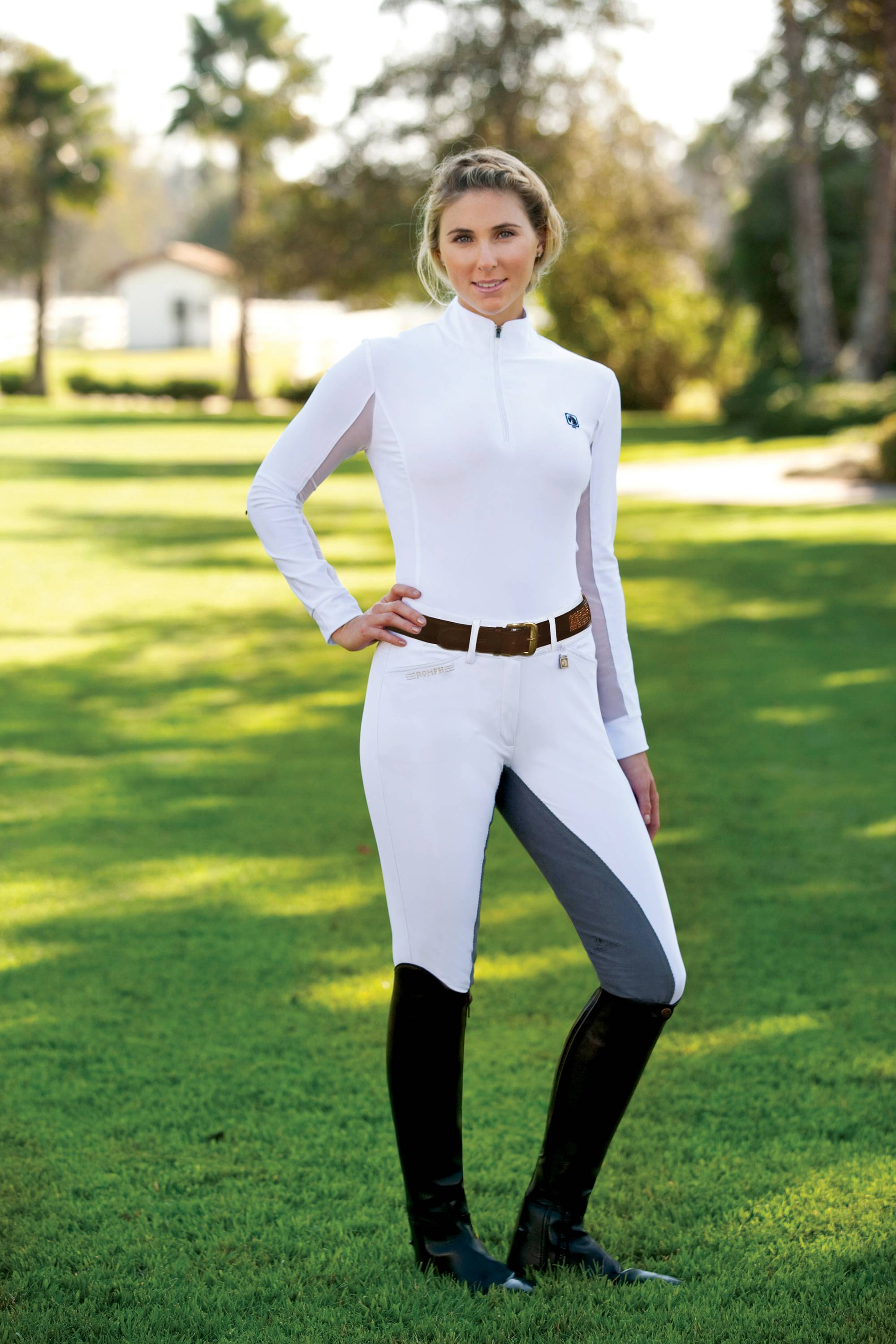 ROMFH Ladies Sarafina Fullseat Breeches