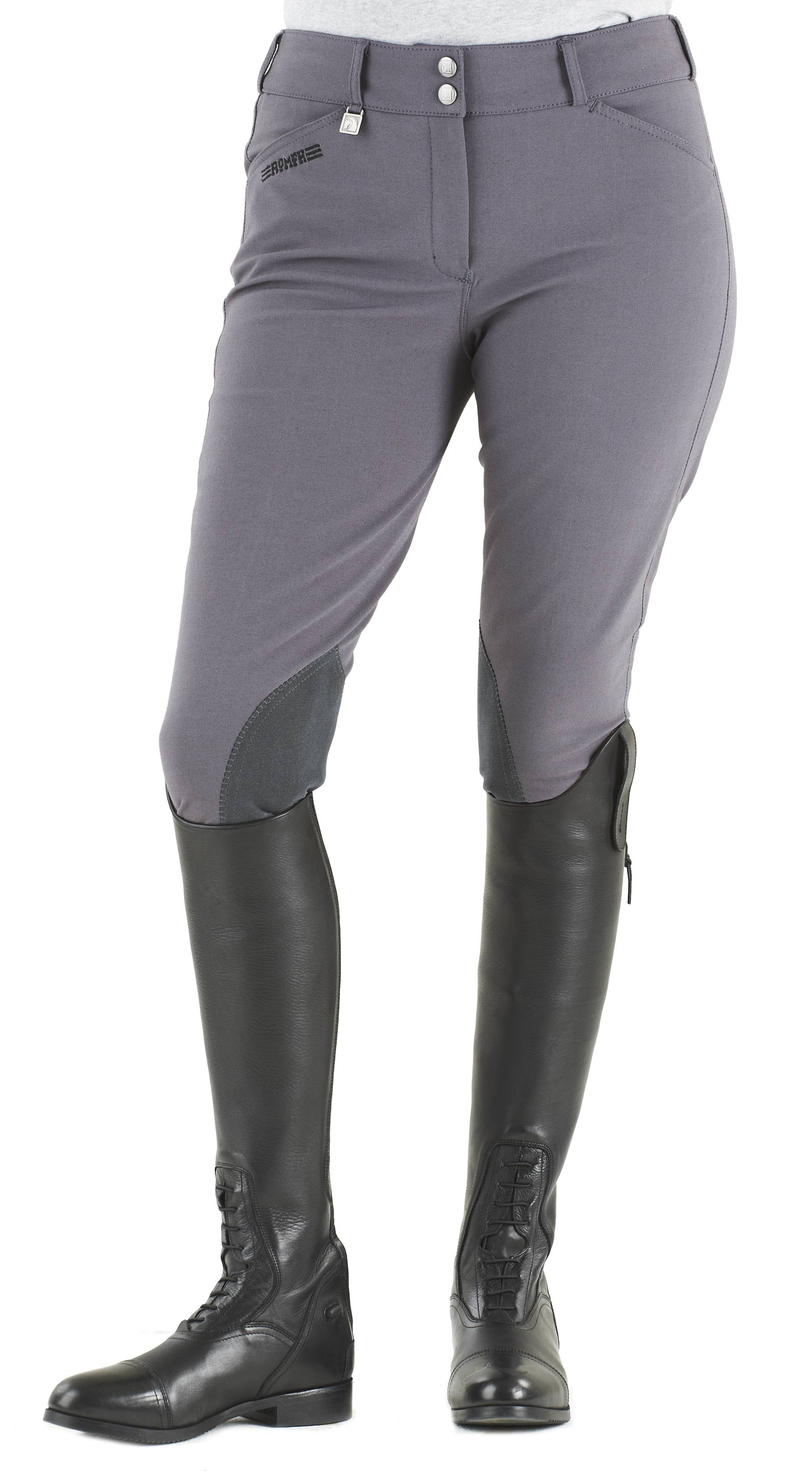 ROMFH Champion 2-Button Euroseat Breech
