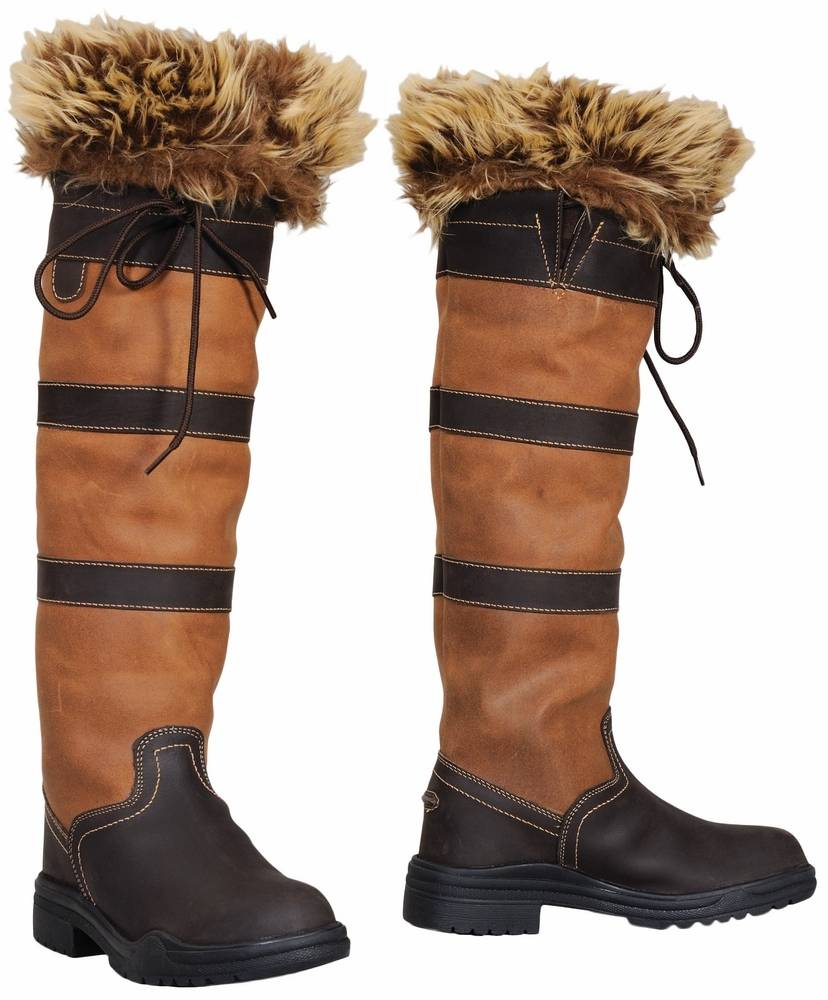 TuffRider TuffRider Fur Top Boot Liner