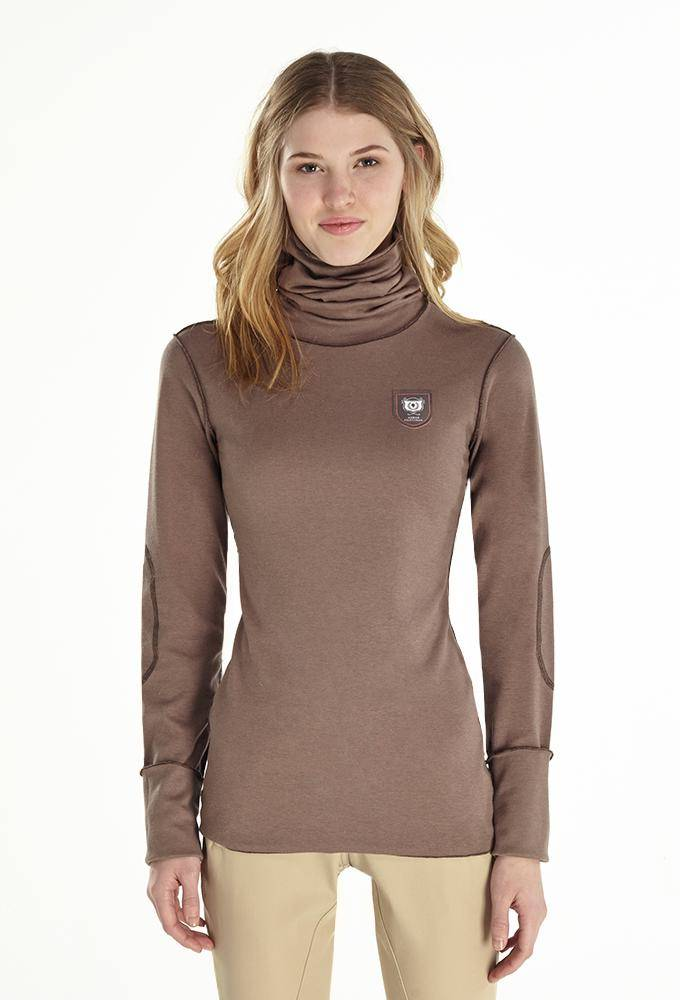 Asmar Equestrian Eco Chic Bamboo Turtleneck