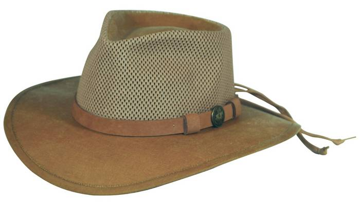 Outback Trading Oilskin Kodiak With Mesh