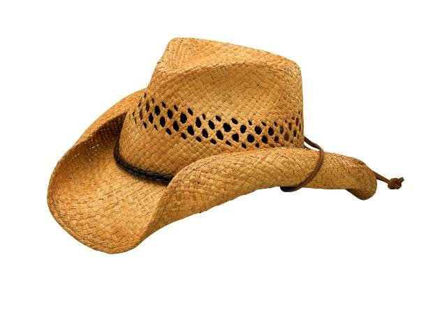 Outback Trading Brumby Rider Straw Hat