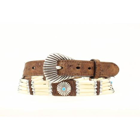 Nocona Bead Southwest Belt with Buckle
