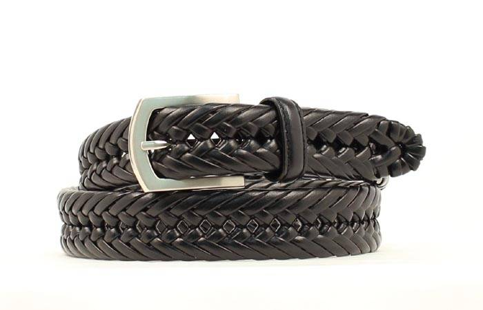 Nocona Hired Hand Braided Men's Belt