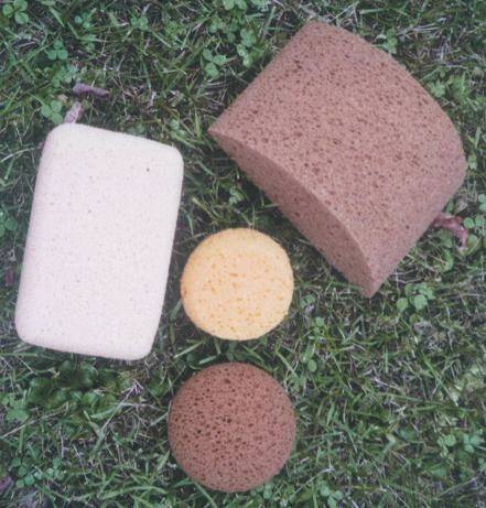 Small Tack Sponges