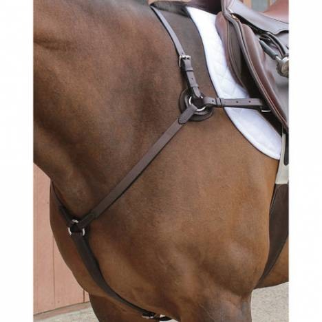 Nunn Finer 3-Way Breastplate With Elastic