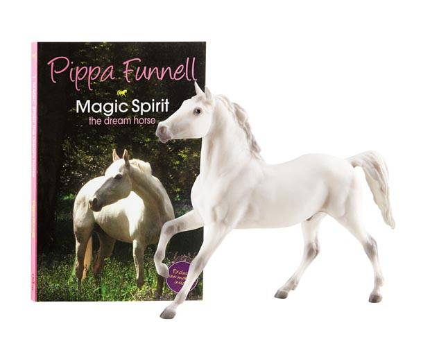 Breyer Horse Stories Pippa Funnell's Magic Spirit