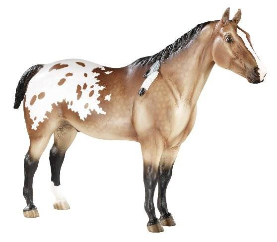Breyer Traditional Series Appaloosa Indian Pony