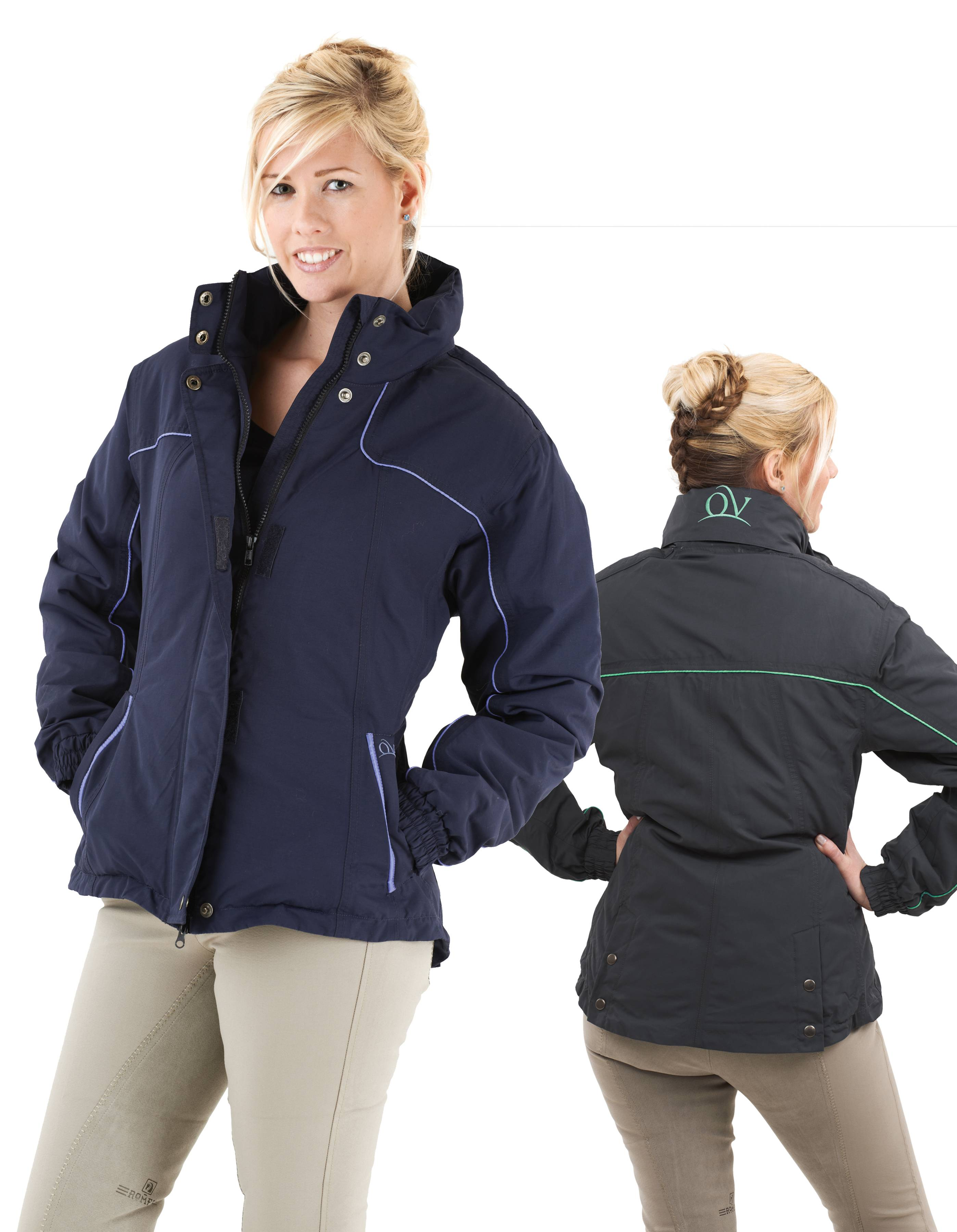 Ovation Ladies' Providence Riding Coat