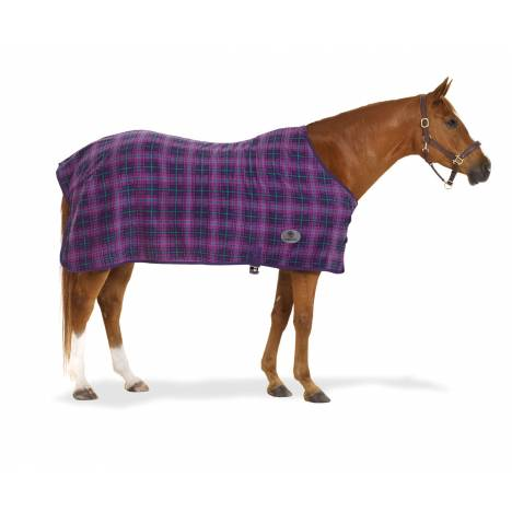 Centaur Plaid 220G Fleece Sheet