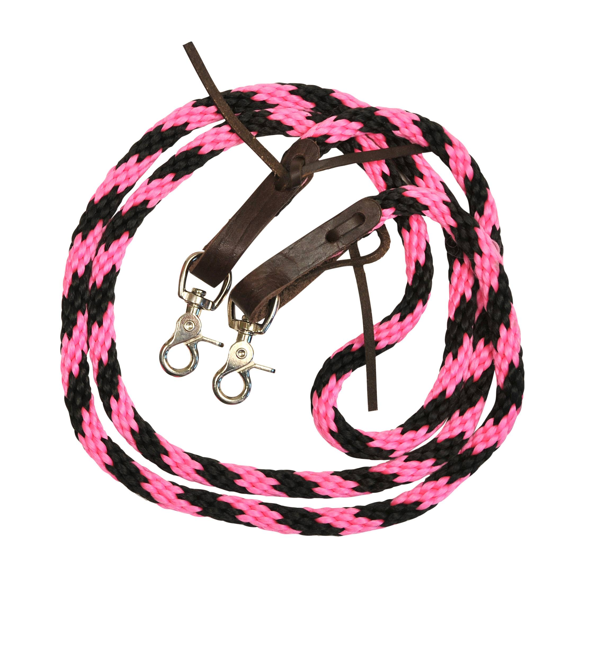 Direct Equine Poly Rope Reins