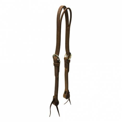 Billy Cook Saddlery Split Ear Headstall 5/8'' Wide