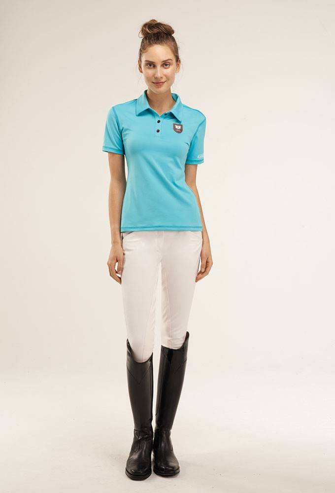NOEL ASMAR Equestrian Ladies Polo Shirt