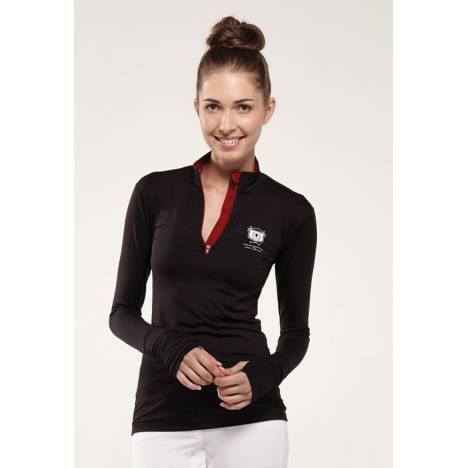 NOEL ASMAR Equestrian Ladies Active Compression Top