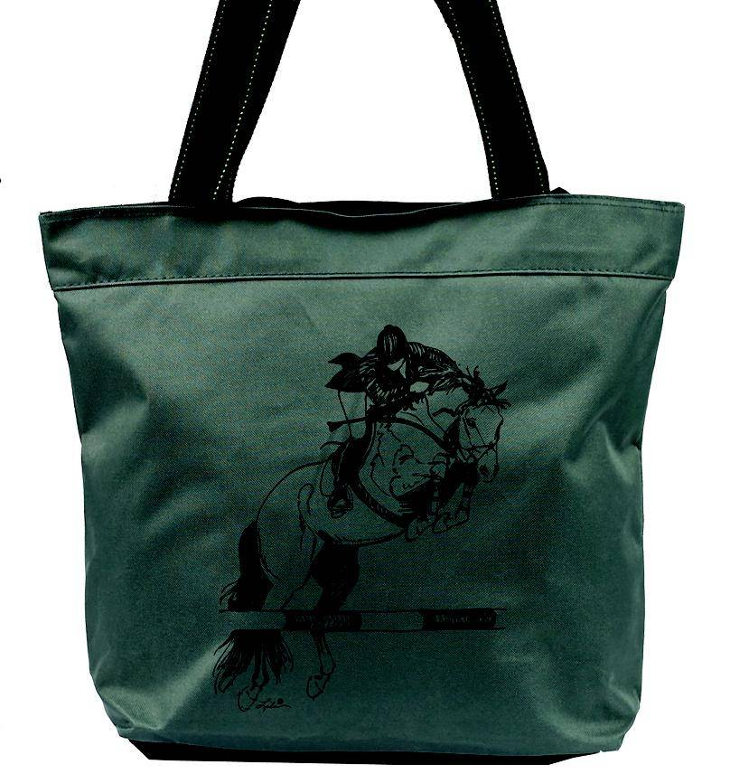 Lila Blakeslee Tote Bag with Jumper