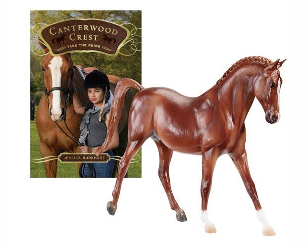 Breyer Canterwood Crest - Take the Reins with Charm