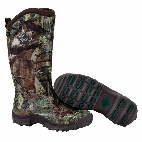 Muck Boots Mens Pursuit Stealth - Mossy Oak Infinity