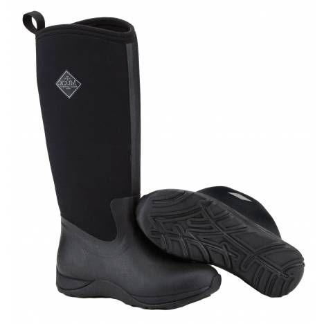 Muck Boots Ladies Arctic Adventure Boots - Black Black