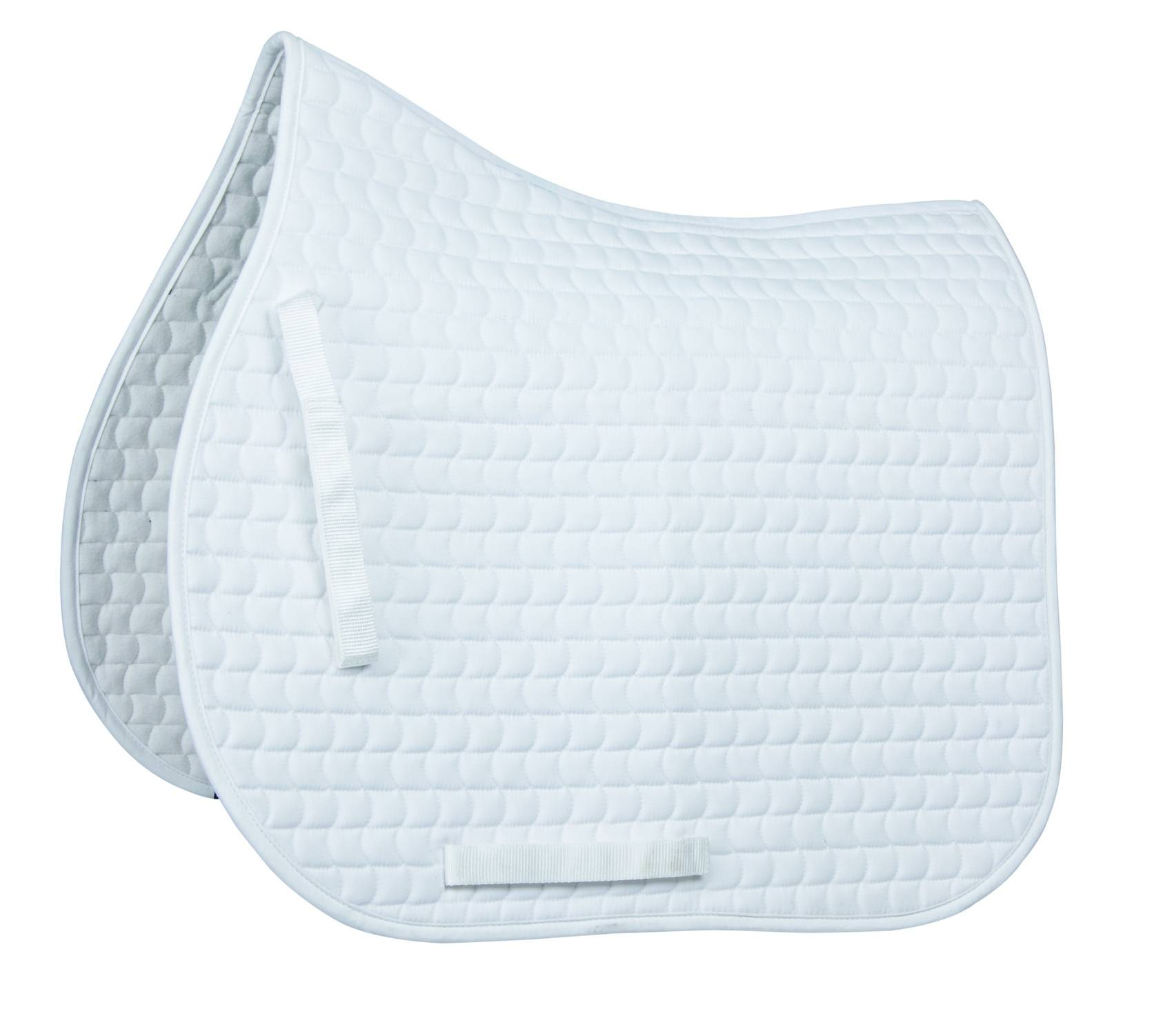 Shires High Wither Quilted Saddle Pad