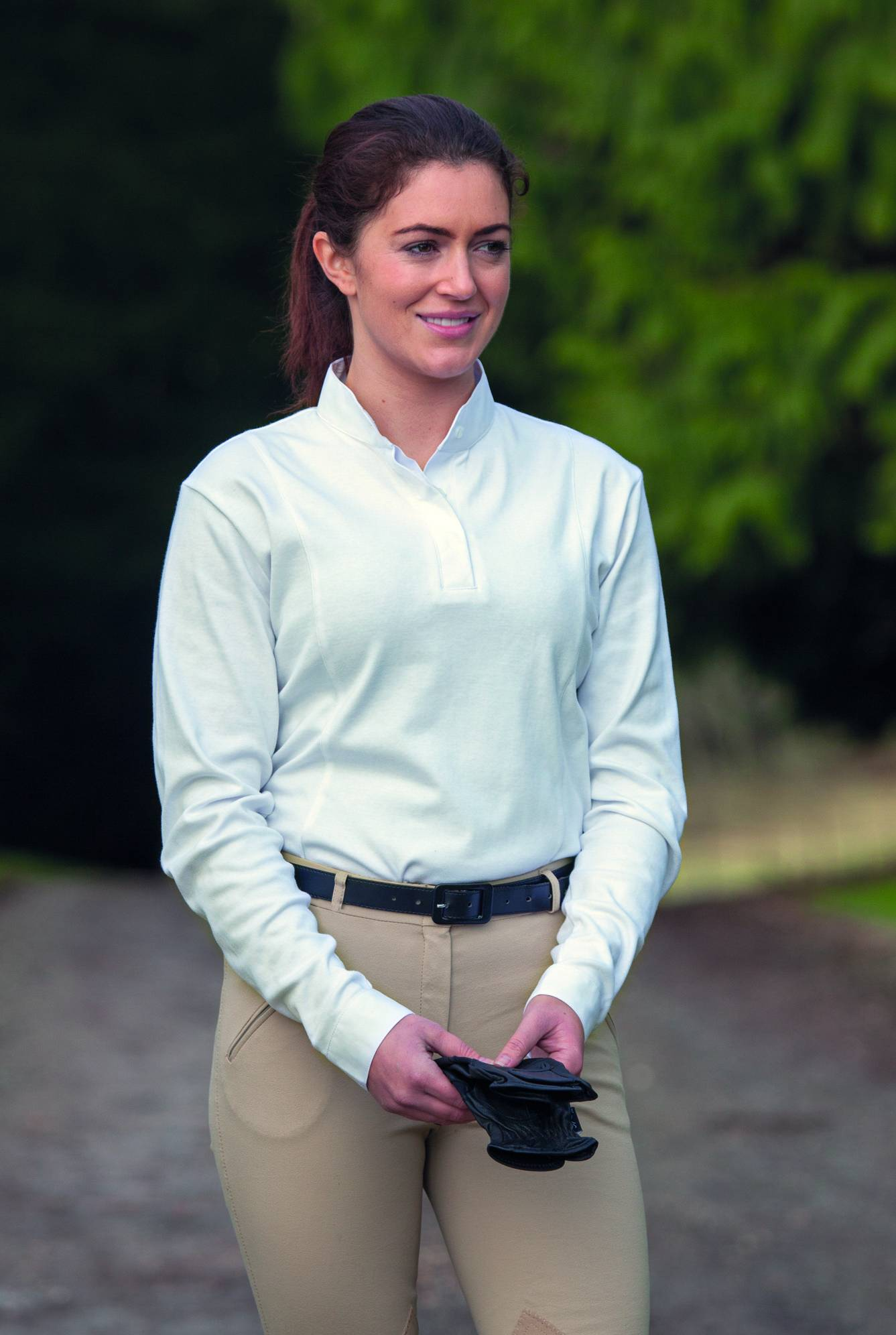 Shires Ladies Hunting Shirt