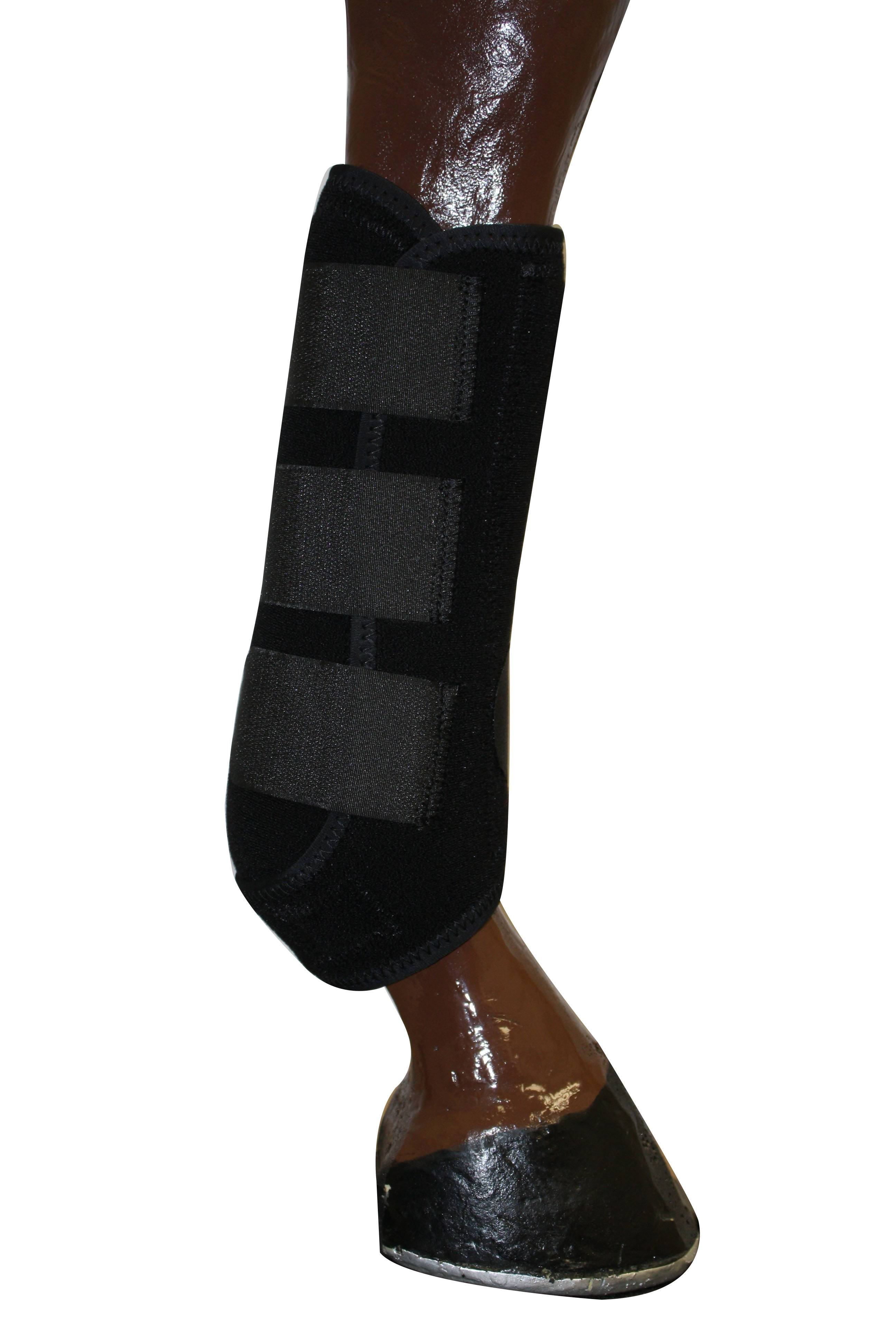 Equi-Sky By Lami-Cell Neoprene Hind Protective Boot