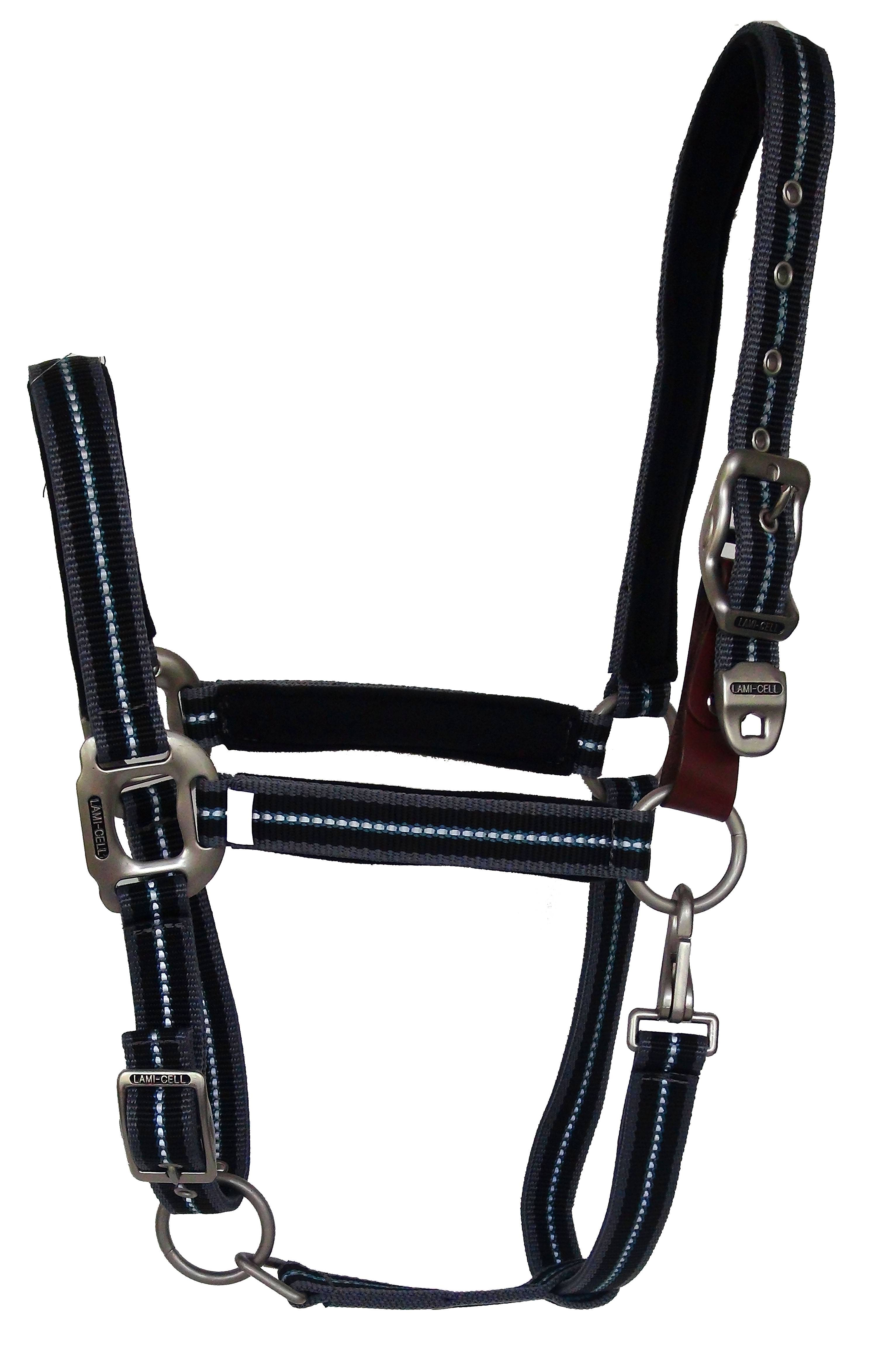 Lami-Cell Reflective Halters