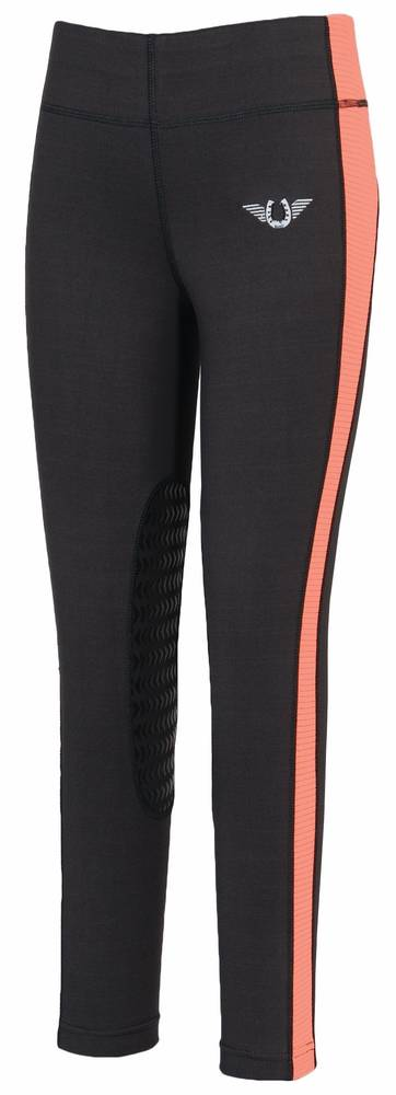 TuffRider Kids Ventilated Schooling Tights
