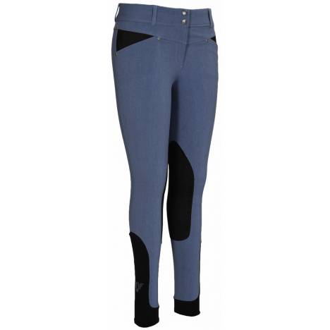 TuffRider Ladies Sydney Knee Patch Breech